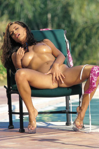 Kyla Cole Sexy Nude Photos 12