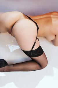 Naked Vanessa Veracruz In The Studio 13