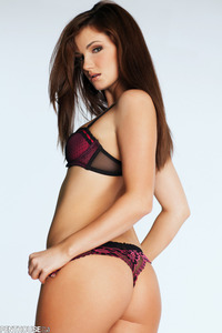 Lily Carter In Sexy Panties  01
