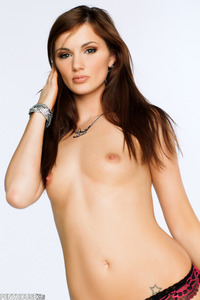 Lily Carter In Sexy Panties  12