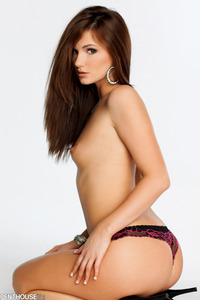 Lily Carter In Sexy Panties  14