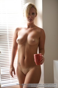 Kate Nude In The Kitchen 10