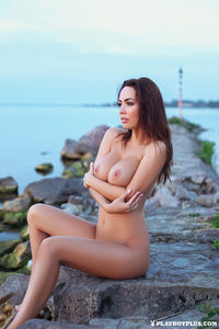 Adrienne Levai Near The Lake 11