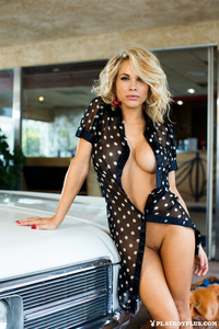 Dani Mathers Posing Outdoor 09