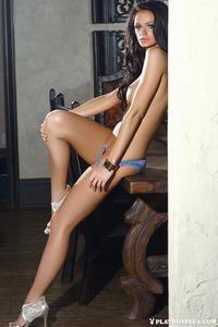 Victoria Barrett Sexy Playboy Babe 04