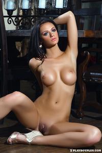 Victoria Barrett Sexy Playboy Babe 16