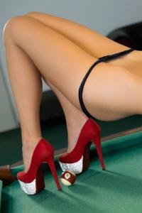 Nicky Hendrix In A Billiard Salon Porn Pics Gallery 09
