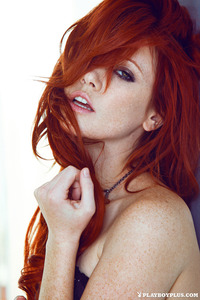 Redhead Collection To You From Playboy 11