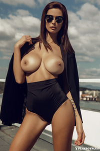 Bilyana Evgenieva Is A Real Amazing Playboy Glam 03