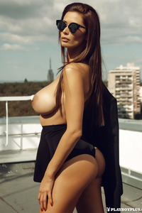 Bilyana Evgenieva Is A Real Amazing Playboy Glam 07