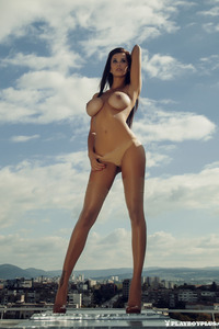 Bilyana Evgenieva Is A Real Amazing Playboy Glam 16