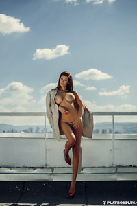 Bilyana Evgenieva Is A Real Amazing Playboy Glam 20