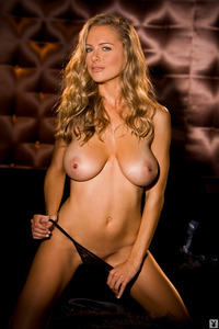 Busty Blonde Playmate Shanna Marie McLaughlin 05