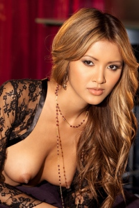 Exotic Playboy Cybergirl Cassandra Dawn 01