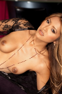 Exotic Playboy Cybergirl Cassandra Dawn 03