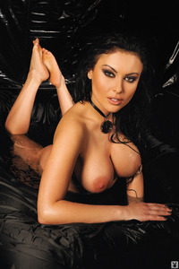 Bulgarian Playboy Babe Liliana Angelova 10