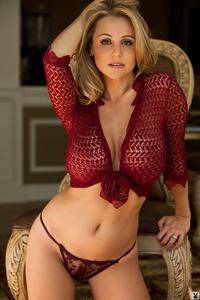 Busty Playboy MILF Emesha Gabor 04