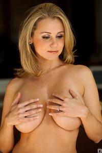 Busty Playboy MILF Emesha Gabor 09
