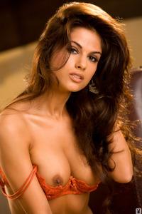 Amazing Latina Playmate Tasha Nicole 02