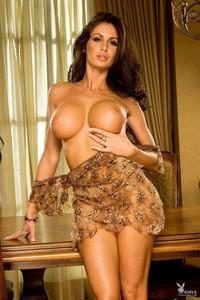 Busty Playboy Babe Megan Voss 04