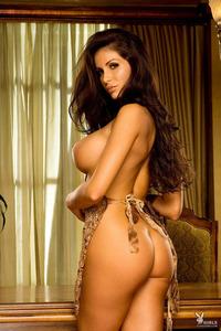 Busty Playboy Babe Megan Voss 07