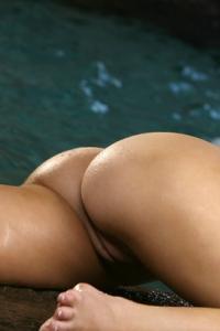 Kat Kohls Strips Off Her Bikini 14