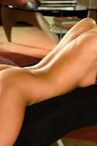 Sexy Brunette Playmate Jennifer Lewis 07