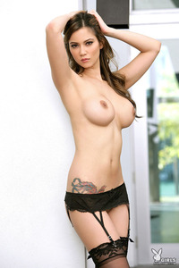 Exotic Playboy Beauty Jasmine Davis 12