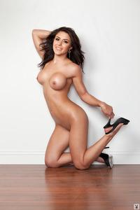 Gorgeous Playmate Krystal Harlow 12