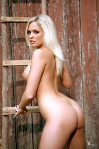 Sexy Blonde Cybergirl Heather Nichole 08