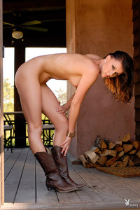 All Natural Playboy Babe Jessica Pearce 08