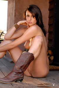 All Natural Playboy Babe Jessica Pearce 10