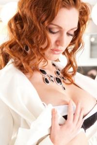 Hot Redhead Playboy Coed Anais Alexandra 02