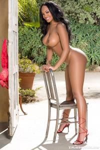 Busty Ebony Cybergirl Brittany Kelly 07