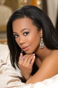 Hope Alina Sexy Ebony Playboy Beauty 12