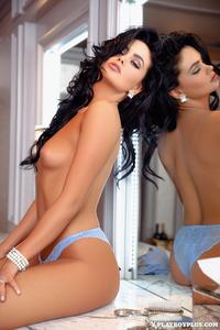 Amazing Playboy Cybergirl Kristie Taylor 05