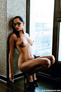 Ana Milojkovic Serbian Playboy Beauty 06