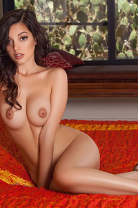 Beautiful Playboy Girl Eden Arya 13