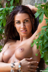 Mariana Pinter Hungarian Playboy Girl 05