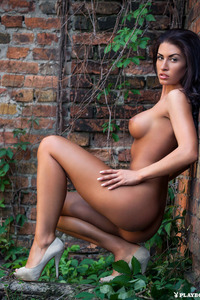Mariana Pinter Hungarian Playboy Girl 07