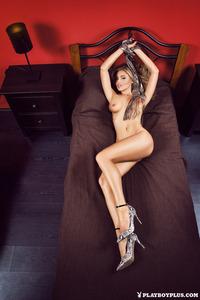 Sexy Romanian Playmate Aurora Marchesani 03