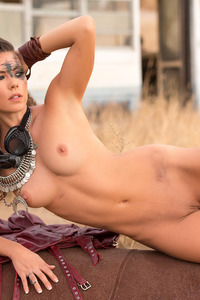 Gia Ramey Gay -Mad Max Style 05