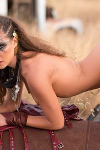 Gia Ramey Gay -Mad Max Style 08