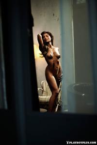 Sexy Dutch Playboy Playmate Irene Hoek 03