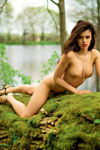 Polish Playboy Beauty Anita Sikorska 11
