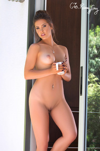 Perfect Playboy Cybergirl Gia Ramey Gay Nude 14