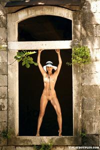 Sexy Serbian Playboy Playmate Jovana Tubic 00