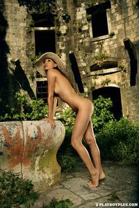 Sexy Serbian Playboy Playmate Jovana Tubic 01
