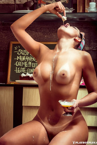 Brazilian Playboy Playmate Nuelle Alves 06