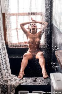 Brazilian Playboy Playmate Nuelle Alves 10